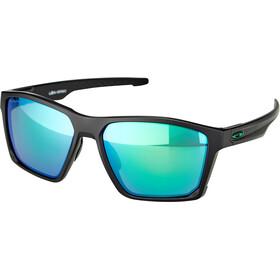 Oakley Targetline Gafas de sol, matte black/prizm jade polarized